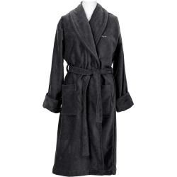Photo of Gant velor bathrobe Premium (gray) Gant
