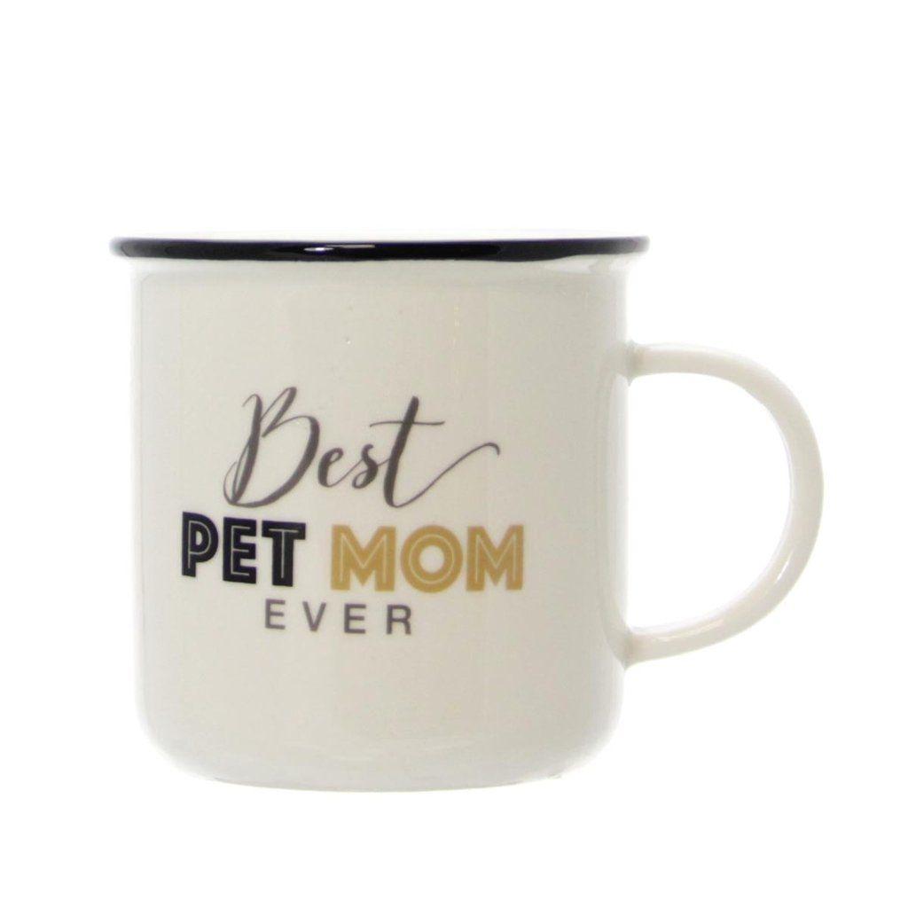 Best Pet Mom Ever Mug Pets Best Pets For Kids Gifts For Pet Lovers