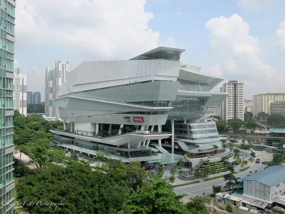 The Star Performing Arts Centre in Singapore. The New home of New Creation Church