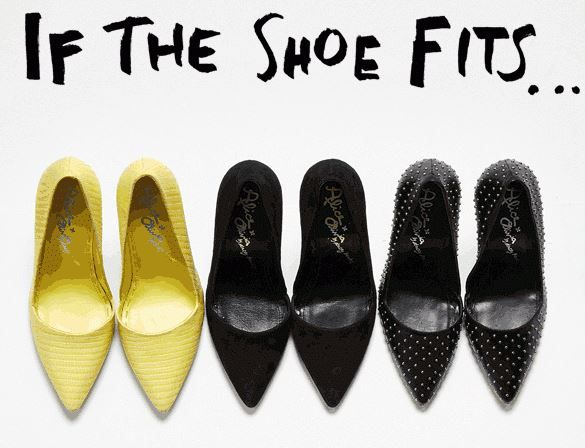 If the shoe fits, buy it...in every color!!!  http://www.aliceandolivia.com/designer-shoes.html #shoes #heels
