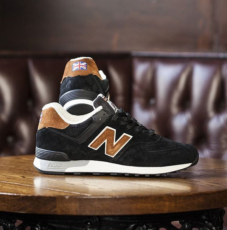 "papelería siga adelante Ajustamiento  footpatrol_ldn on Instagram: ""New Balance M576AKT 'Real Ale' Pack 