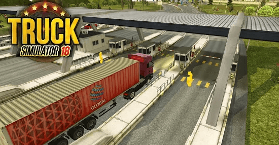 Truck simulator 2018 Europe hack, Android and iOS:Unlock all