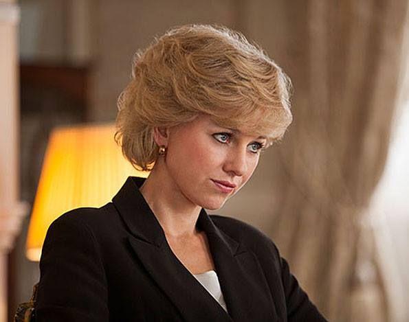 Nueva imagen de Naomi Watts como Lady Di, en la película que se realizará de la Princesa. ¿Se parecen?