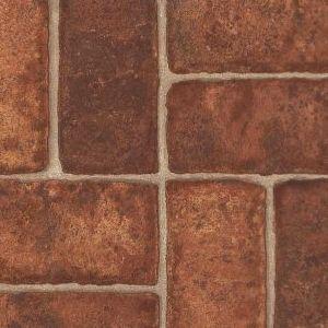 Brick Floor Kitchen Vinyl Flooring