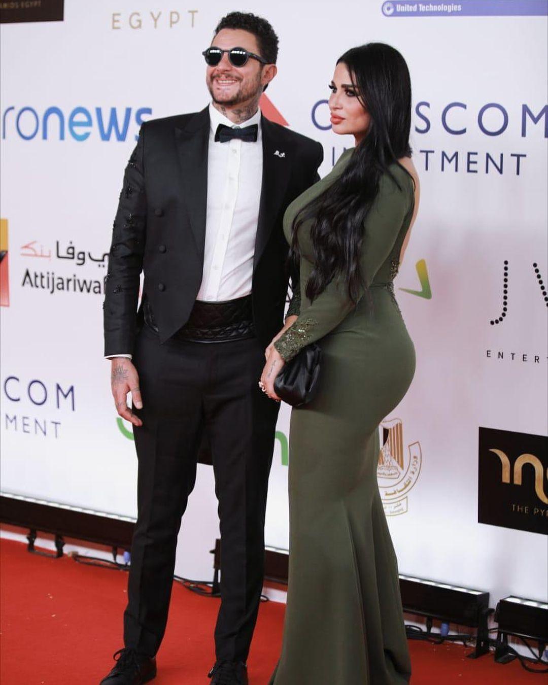 ندى كامل زوجة احمد الفيشاوي ويكيبيديا Style Blog Fashion