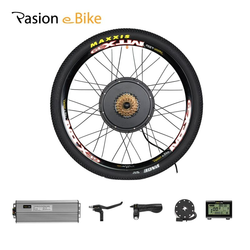 Cheap Price PASION E BIKE 48V 1500W Motor Wheel Electric