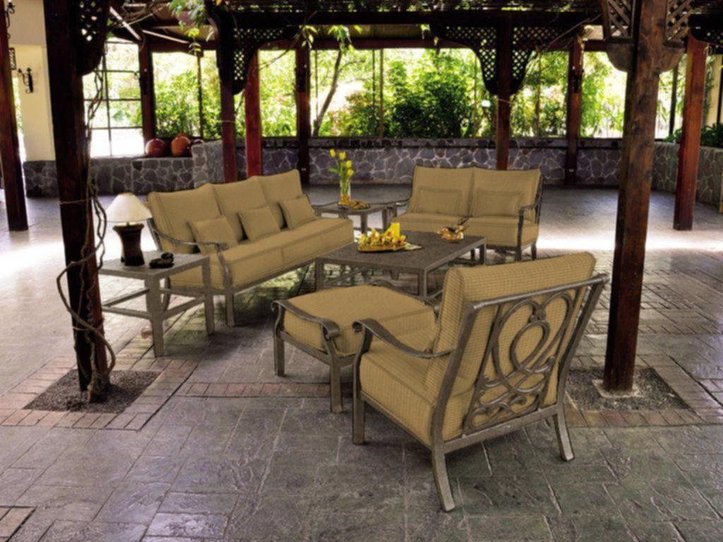 Castelle patio furniture catalog