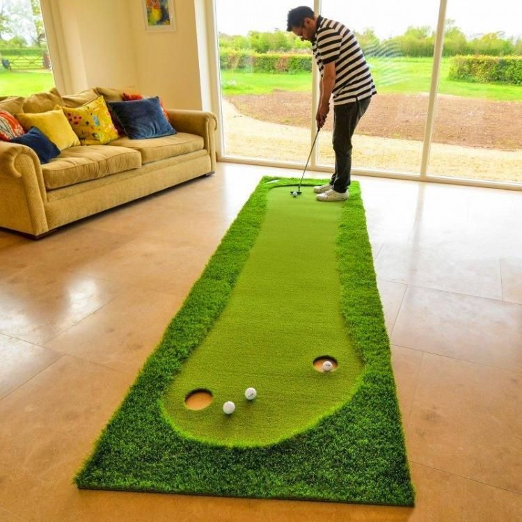Forb Giant Golf Putting Mat For The