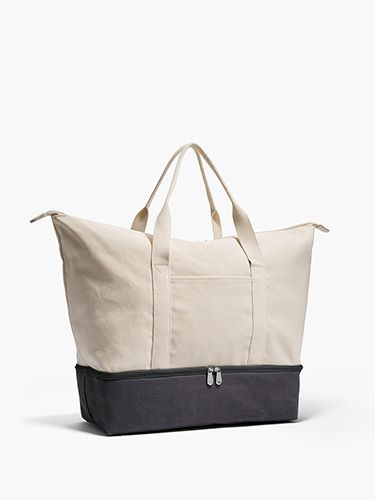 d6e4393f9e68 The Catalina - Lightweight and Spacious Women s Canvas Weekender Bag -  Designed by Lo   Sons  loandsons