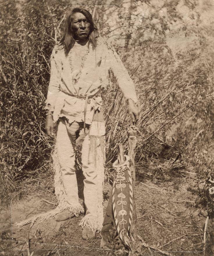 John K. Hillers PahRiAts, In Native Winter Dress