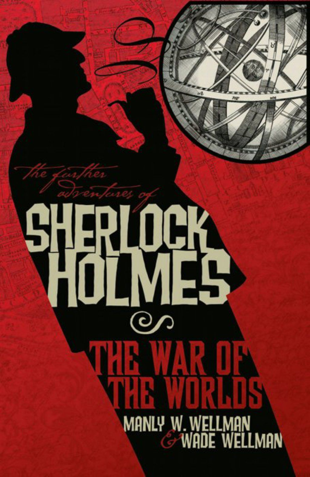 The Further Adventures of Sherlock Holmes: War of the Worlds (eBook)