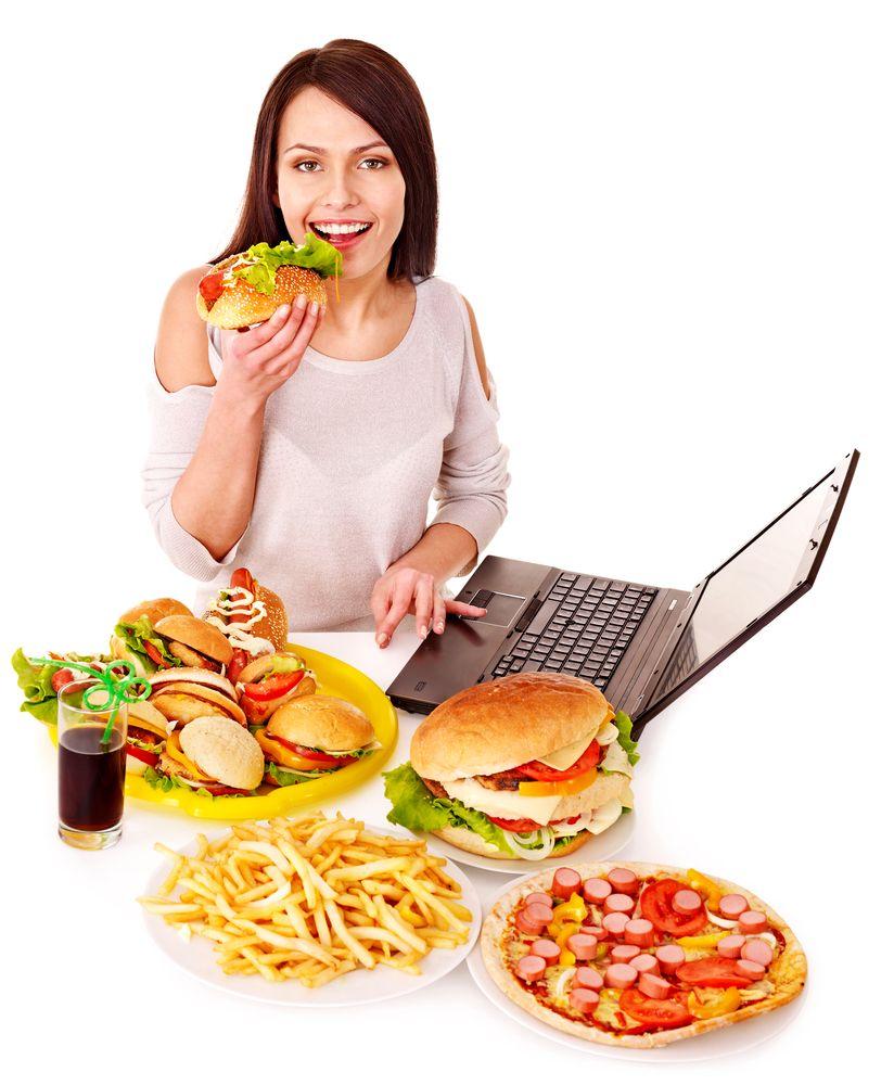 Stress Eating, Stop Eating