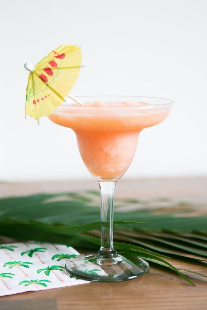 Tropical Drink - Baby Shower//The Zylstra's