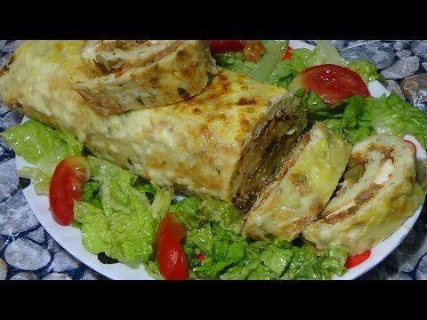 نقدم لكم أكلات رمضانية خفيفة رولي بالبطاطا من قناة Aya Acil Tv من تحضير مطبخ اية اسيل المقادير مدكورة في الفيديو شهية طيبة لاتنسوا المشاركة Food Chicken Meat