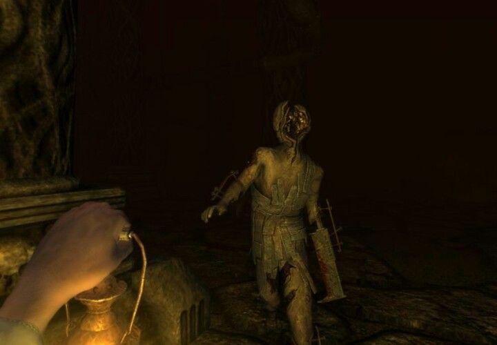 Amnesia With Images Amnesia Monster Design Horror Game