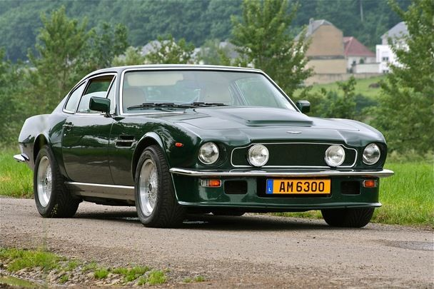 Aston Martin V8 Vantage British Muscle Car Aston Martin Cars Aston Martin V8 Aston Martin