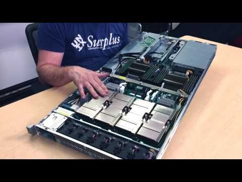 Supermicro Superserver 1028gq Txrt 1u 4x Pascal Gpu Youtube Video Editing Server