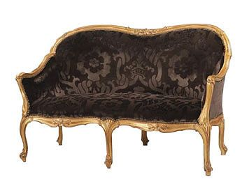 Venetian Sofa Brand Roberto Giovaninni Product Code Rg1221 Settee Hand Carved And Finished In Italy By Floine S