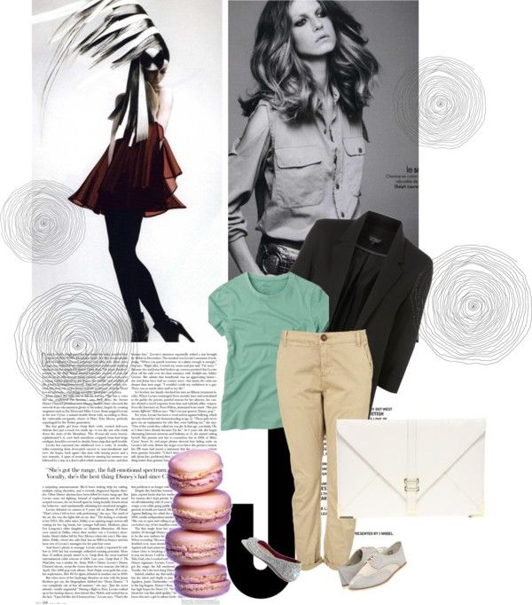 Weekday Wear, created by kwerring on Polyvore
