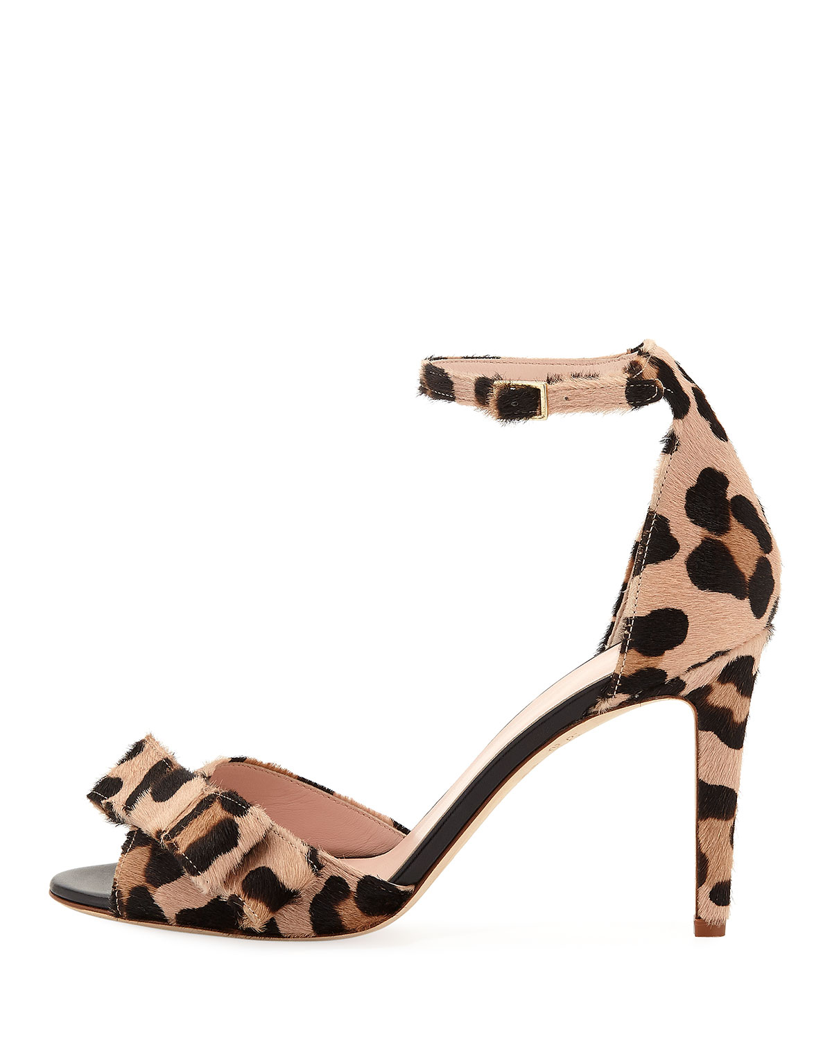 0df26cea78a9 Kate Spade New York ismay leopard bow pumps