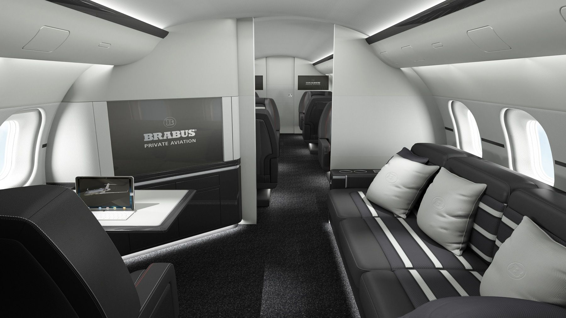 Brabus lanza un nuevo jet privado