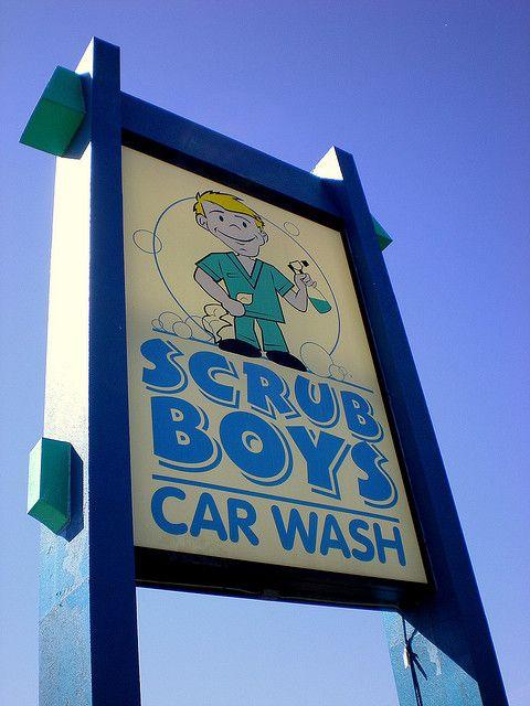 Scrub Boys Car Wash Car Wash Boy Car Car