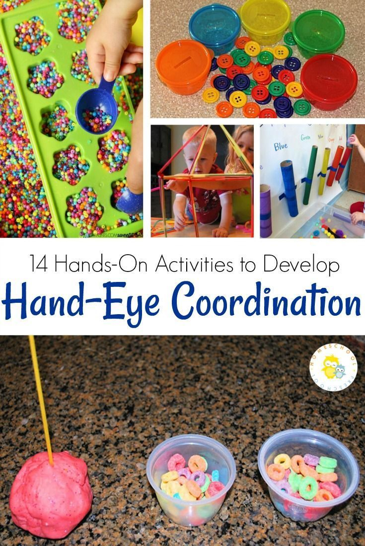 25+ Hand eye coordination games for babies treatment