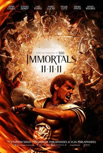 immortals - great movie
