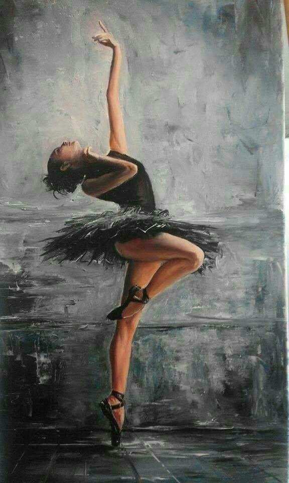 Çizilmesi gereken Resim odevi | Dance | Pinterest | Bailarines ...