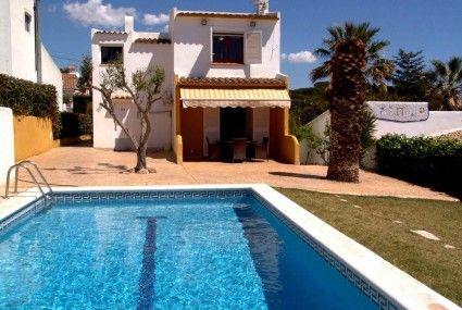Villa Nido, Cunit, Costa Dorada Travel Pinterest Villa, Spain