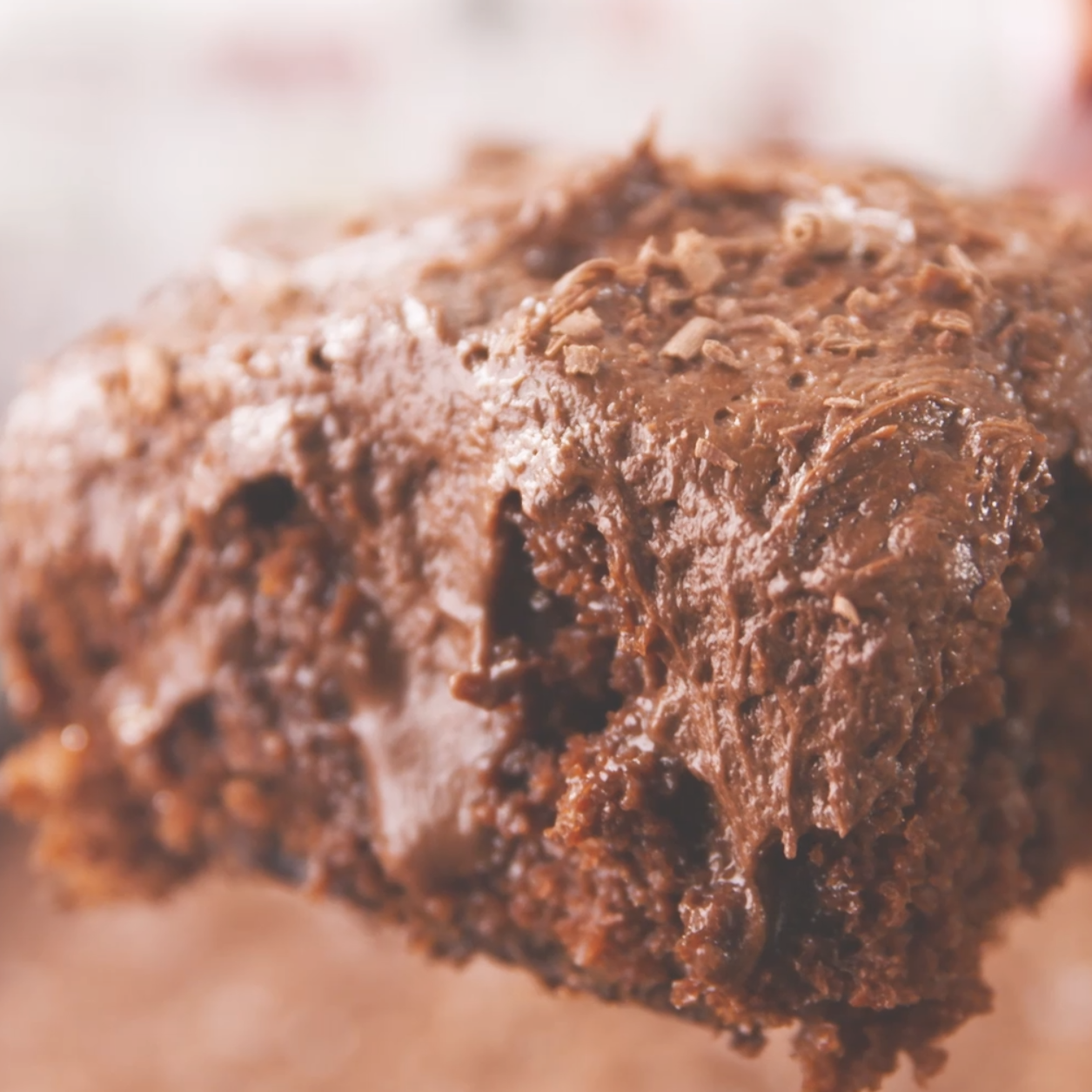Chocolate cake, chocolate fudge filling, and chocolate buttermilk...this recipe is for serious chocoholics only. For more decadent dessert inspiration, go to