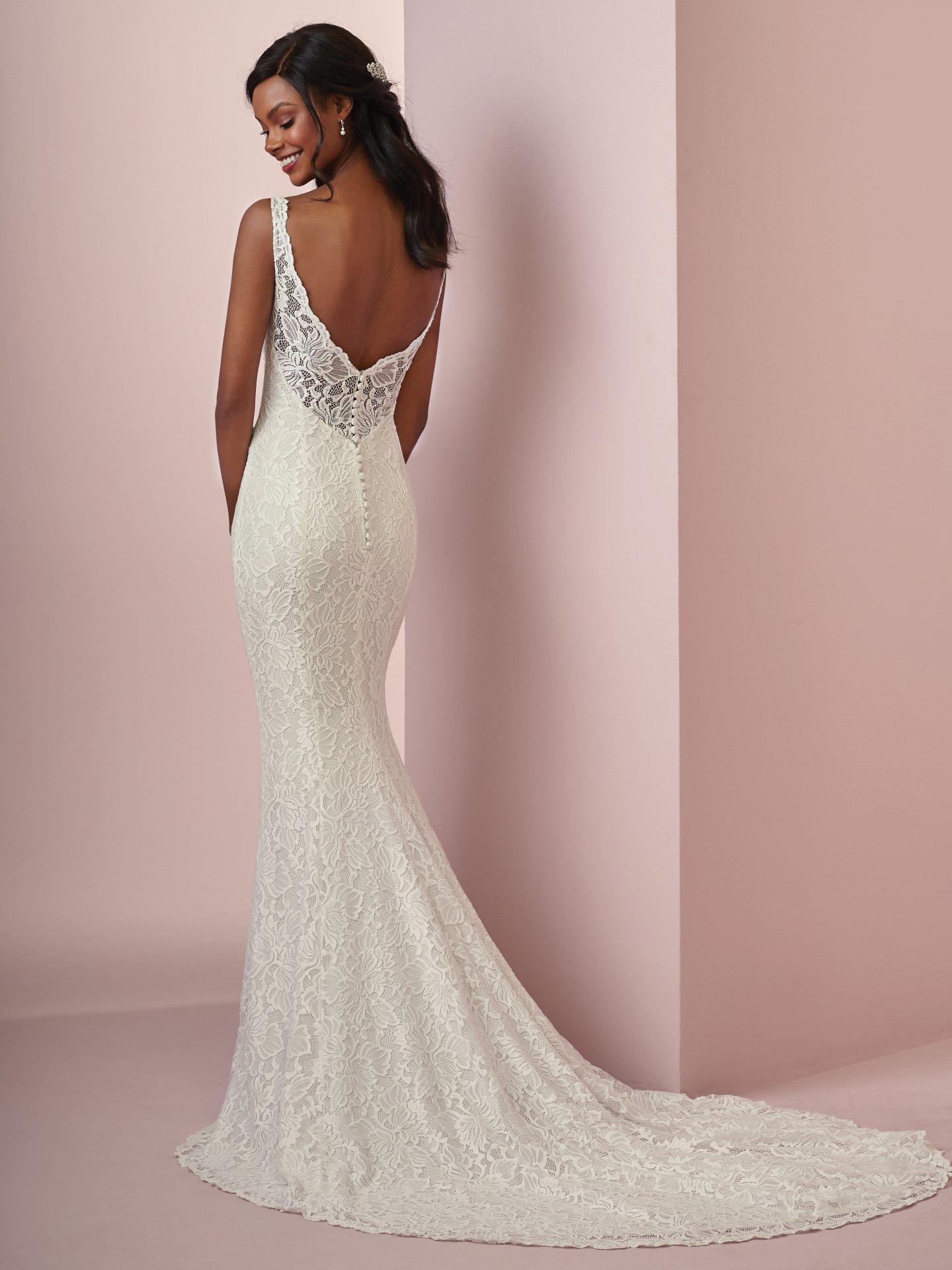 561d3680 Another look at the Maggie Sottero Tina gown! | New Arrivals ...