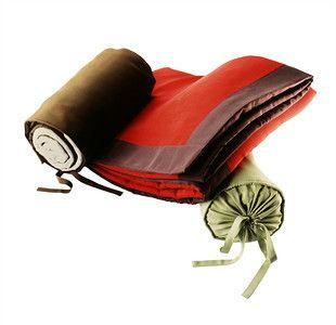10 Must Have Travel Items: Blanc de Chine silk travel blanket