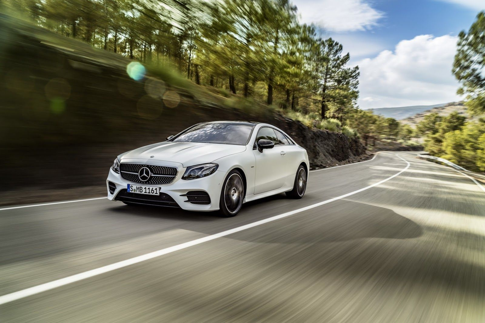 2018 mercedesbenz eclass coupe for when the s coupe is