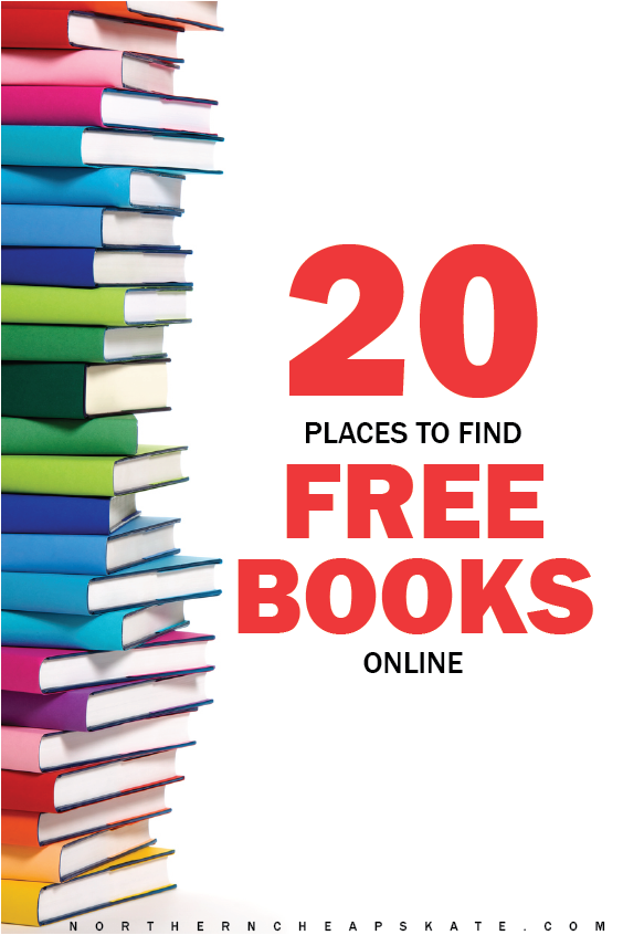 20 places to find free books online free books online free books