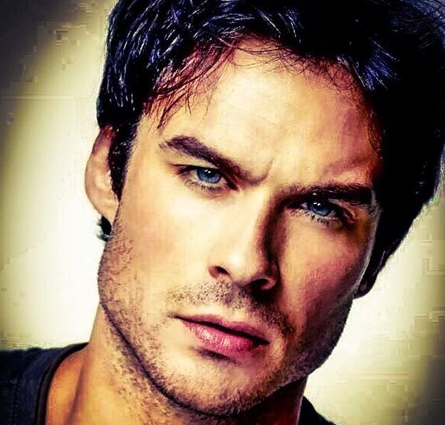 ian somerhalder: this is why he is called smolder