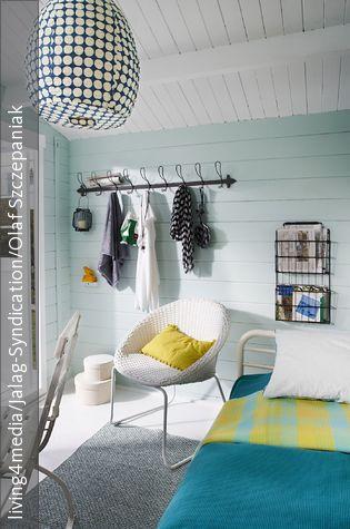 Gartenhaus gestalten so nutzt du den platz effektiv kleines gartenhaus im gro en stil - Skandinavisches gartenhaus ...