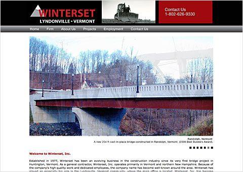 bridge building vermont website