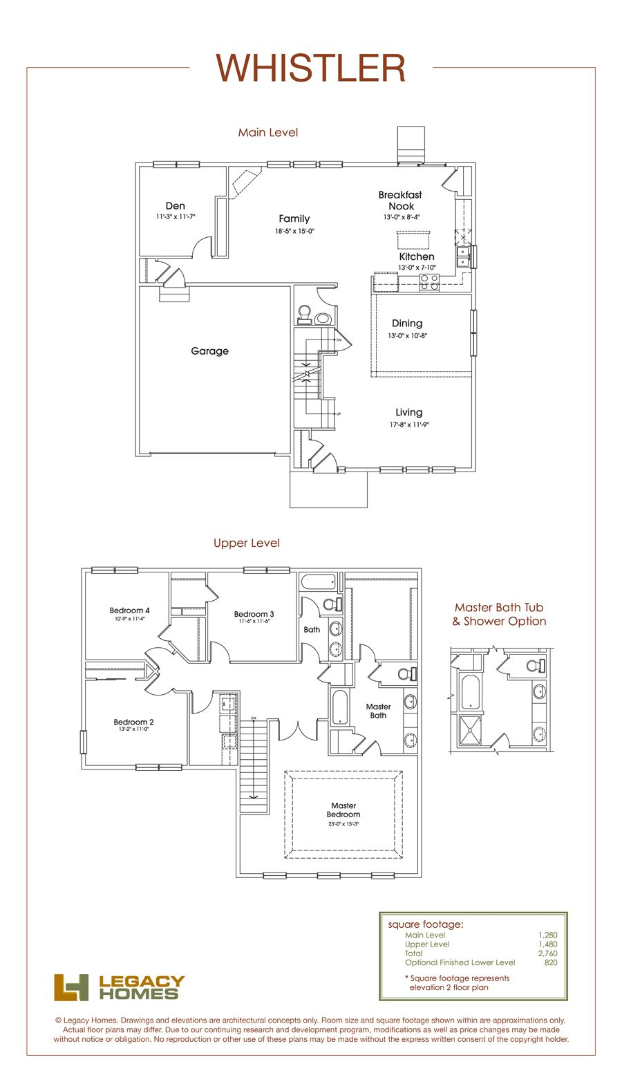 Whistler Floor Plan Legacy Homes Omaha And Lincoln Custom Floor Plans Floor Plans House Floor Plans