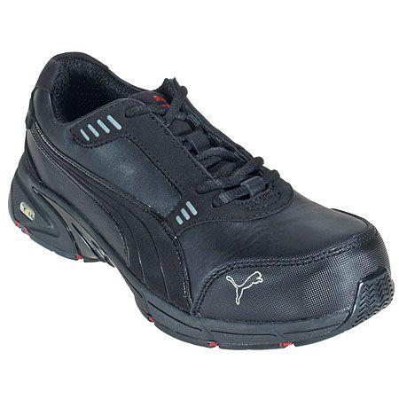 Puma Men's 64.257.5 Black Composite Toe