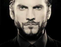 Wes Bentley as Seneca Crane in the Hunger Games. Sexy beard and you know it...