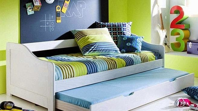Small Kids Bedroom Ideas Double Bed For Two Kids Bringing Up Baby