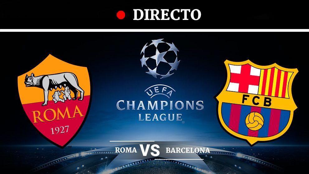 30 Roma Barcelona Resultado, resumen y goles