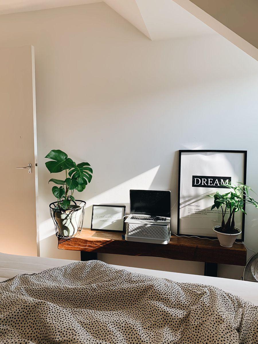 #sleepingroom #interior #bedroom #interiodesign #plants #love