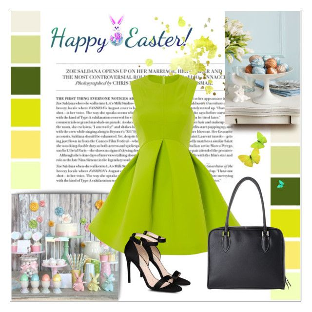 """""""Happy Easter!"""" by dudubags ❤ liked on Polyvore featuring Seed Design and STELLA McCARTNEY"""