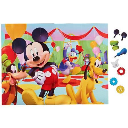 Mickey Mouse Clubhouse Photo Kit, Backdrop and Props, Party Supplies 6.47