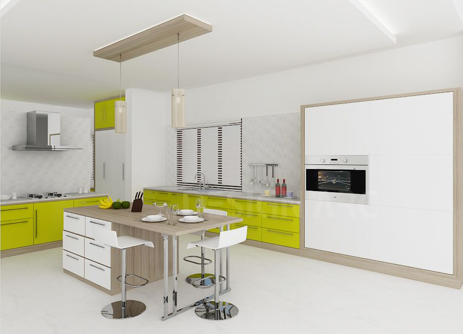 Kitchen Design Company Fair Kitchen #interiordesign #modularkitchen Design Arc Interiors 2018
