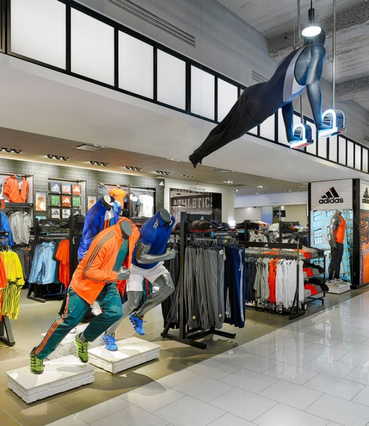 Macy's 4th Floor Men's Department By Charles Sparks + Co