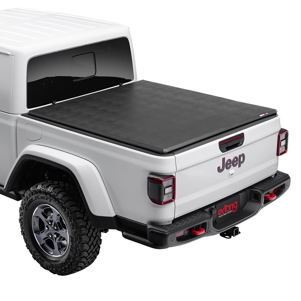 Extang Trifecta 2 0 Tonneau Cover For 20 Jeep Gladiator Jt 92895 The Home Depot Jeep Gladiator Tonneau Cover Jeep Accessories