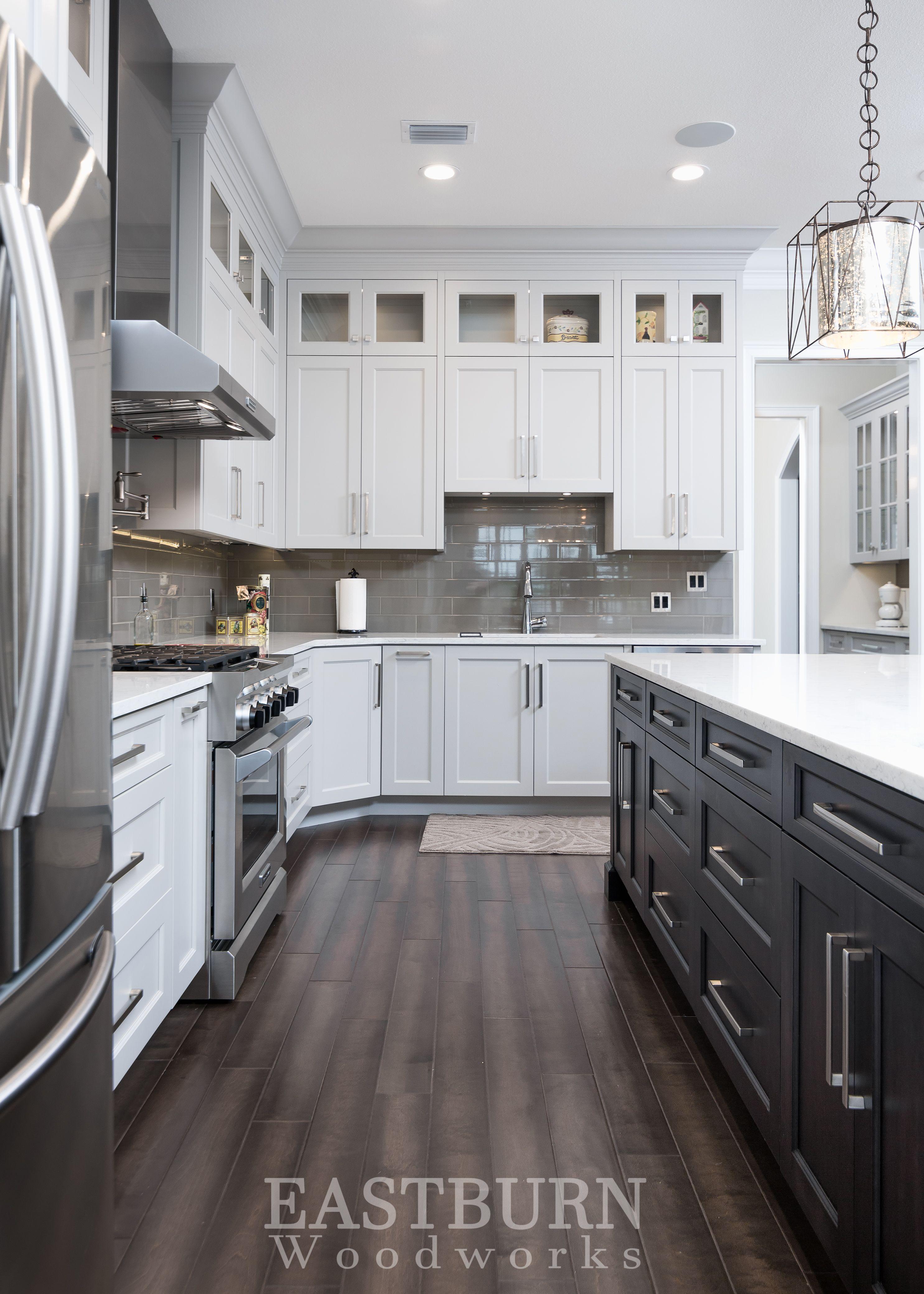 29+ Dark shaker kitchen cabinets inspiration